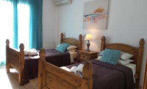 Corfu Villa Bedroom