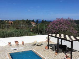 Corfu Villa Swimming Pool