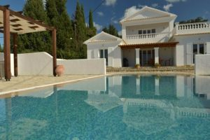 Helios Court Villa with Pool