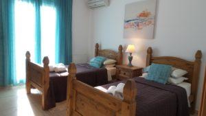 Helios Court Villa Bedroom 2